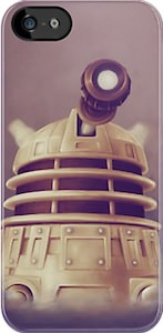 Doctor Who Close Up Dalek iPhone And iPod Touch Case