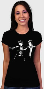 2e Doctors And Screwdrivers T-Shirt