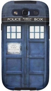 Doctor Who Samsung Galaxy S3 Tardis Case