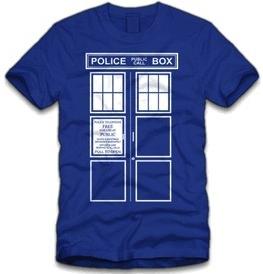 Doctor WhoTardis T-Shirt