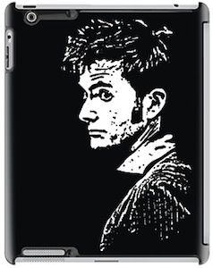 Doctor Who David Tennant iPad case