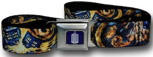 Doctor Who Exploding Tardis Belt