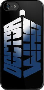 Dr. who Logo iPhone 5S Case