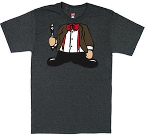 Dr. Who Lil Doctor costume t-shirt