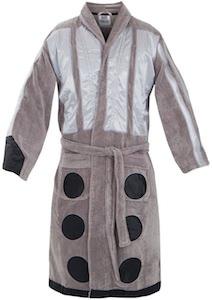Doctor Who Dalek bath robe