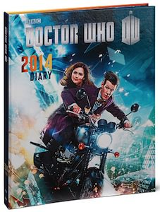 Doctor Who 2014 Day Planner