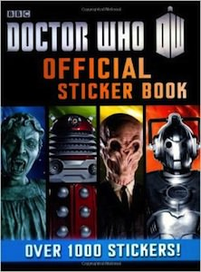 Doctor Who Official Sticker Book