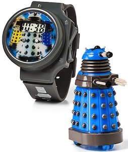 Doctor Who Watch With Remote Controlled Dalek