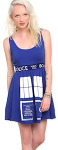 Shop Doctor Who for Tardis dresses and more