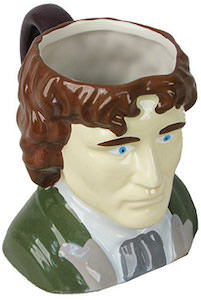 Shop for the 8th Doctor Face Bust Mug