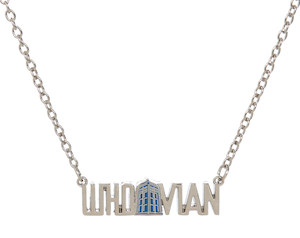Dr. Who Whovian Necklace