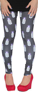Doctor Who Logo Leggings
